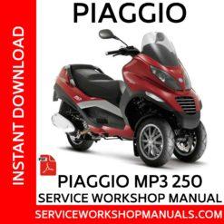 Service Workshop Manual