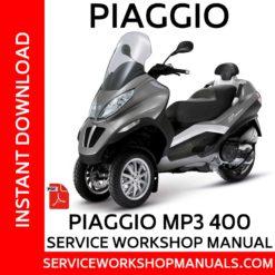 Piaggio MP3-400