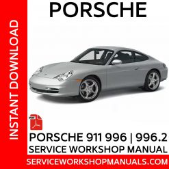 Porsche 911| 996.2 Service Workshop Manual