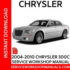 Chrysler 300C 2004-2010 Service Workshop Manual